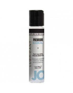 jo lubricante premium efecto frio 30 ml VIBRASHOP