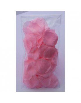 100 petalos color rosa VIBRASHOP