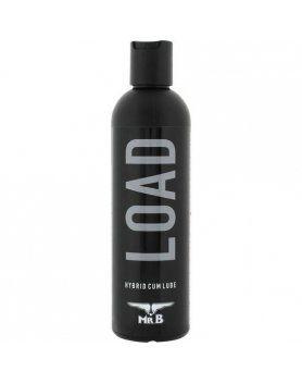 mister b load lubricante hibrido 250 ml VIBRASHOP
