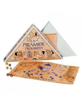 la piramide prohibida VIBRASHOP