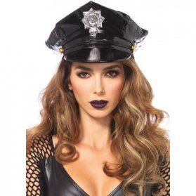 COMPLEMENTO GORRA POLICÍA ACCESSOIRE VIBRASHOP