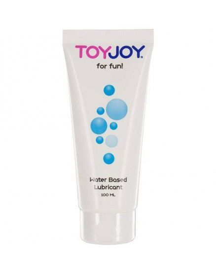 LUBRICANTE FEMENINO BASE AL AGUA TOY JOY 100 ML VIBRASHOP