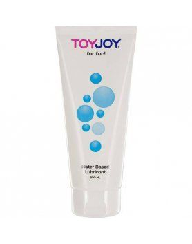 LUBRICANTE FEMENINO A BASE DE AGUA TOY JOY 200 ML VIBRASHOP