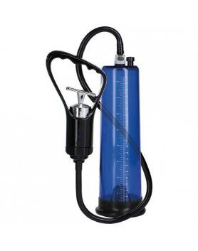 DESARROLLADOR DE PENE PUMP WORX - APOLLO PREMIUM POWER BLUE