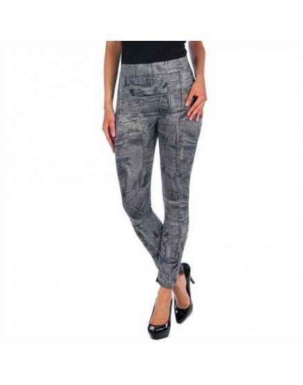 intimax legging caza bleua grey VIBRASHOP