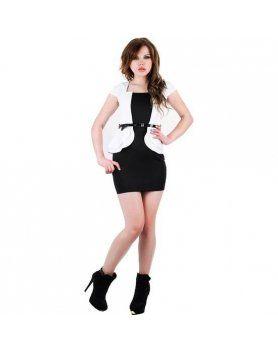 purpura concept vestido gala blanco