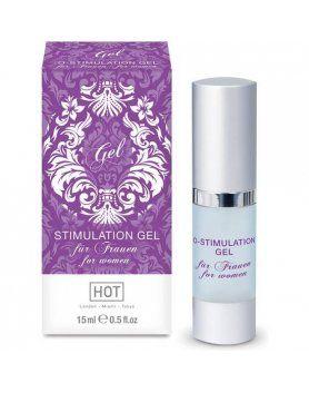 hot o stimulation gel estimulante para mujeres 15 ml