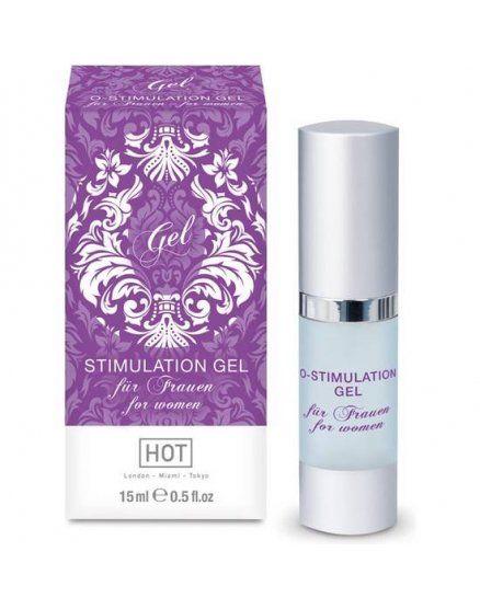 hot o stimulation gel estimulante para mujeres 15 ml VIBRASHOP