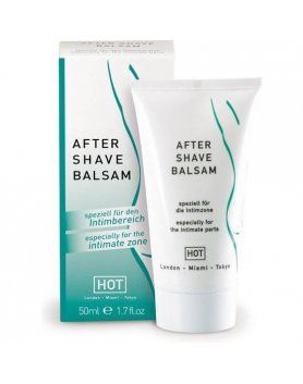 hot after shave balsamo 50 ml VIBRASHOP