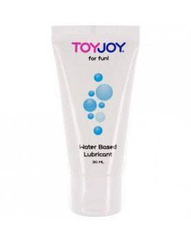 TOY JOY LUBRICANTE FEMENINO BASE AL AGUA 30 ML VIBRASHOP