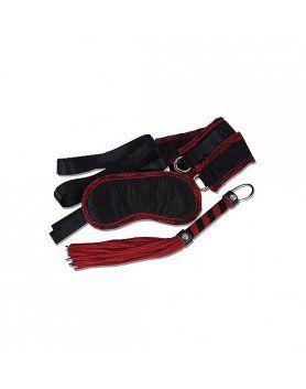 leather lace luxury kit VIBRASHOP