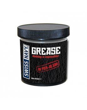 LUBRICANTES SWISS NAVY - GREASE EN ACEITE 473 ML VIBRASHOP