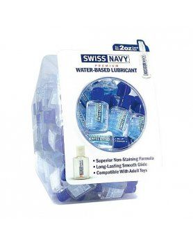 LUBRICANTES SWISS NAVY - ANAL LUBE 50 UNITS 7.5 ML