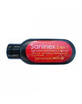 LUBRICANTE PROVOCATIVE 2 EN 1 SANINEX VIBRASHOP