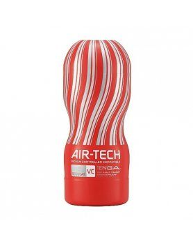 TENGA MASTURBADOR REUSABLE VACUUM CUP VC REGULAR VIBRASHOP