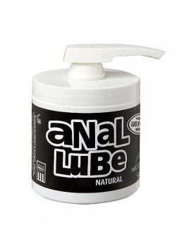 LUBRICANTE ANAL NATURAL VIBRASHOP