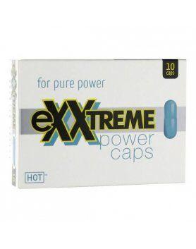 exxtreme power caps for pure power for men 10 caps VIBRASHOP
