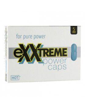exxtreme power caps for pure power for men 5 caps VIBRASHOP