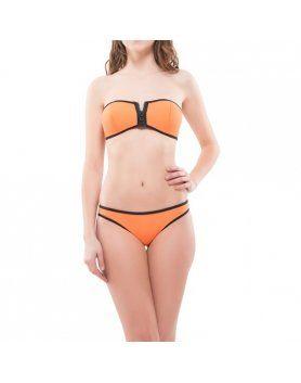 intimax bikini peilan naranja