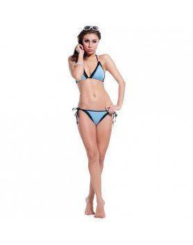 bikini virginia azul