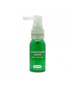 comfortably numb spray desensibilizante con sabor VIBRASHOP