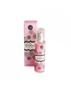 SECRET PLAY PLUS GLAMOUR PERFUME DE MUJER CON FEROMONAS VIBRASHOP