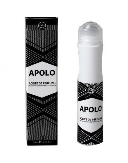 PERFUME EN ACEITE APOLO SECRET BEAUTY VIBRASHOP