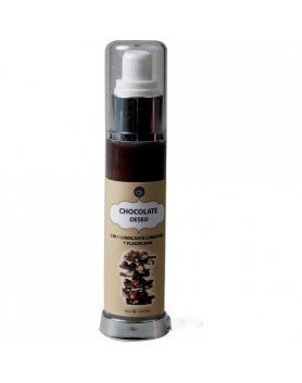 LUBRICANTE COMESTIBLE CHOCOLATE & AVELLANAS SECRET BEAUTY VIBRASHOP