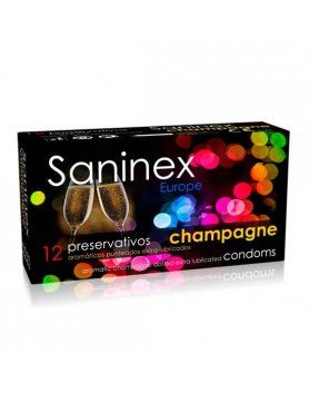 saninex punteado aromatico champagne 12 uds VIBRASHOP