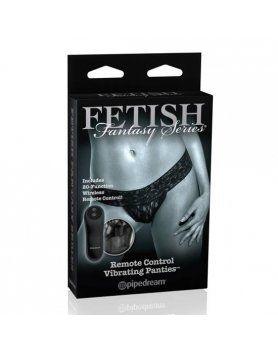 fetish fantasy edicion limitada tanga vibrador remoto