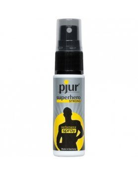 PJUR SUPERHERO SPRAY RETARDANTE 20 ML VIBRASHOP