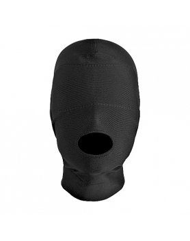 MÁSCARA SEXUAL HOOD MASTER SERIES  VIBRASHOP