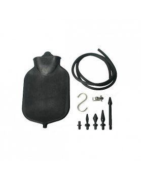 DELUGE KIT ENEMA DELUXE NEGRO VIBRASHOP