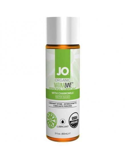 JO NATURALOVE LUBRICANTE ORIGINAL 60 ML VIBRASHOP