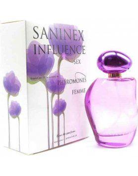 PERFUME INFLUENCE SEX MUJER SANINEX