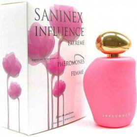 PERFUME INFLUENCE EXTREME MUJER SANINEX VIBRASHOP