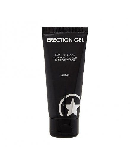 OUCH GEL VIGORIZANTE DE ERECCIÓN - 100 ML VIBRASHOP