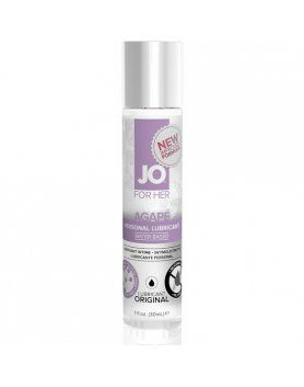 JO FOR WOMEN - LUBRICANTE FEMENINO AGAPE 30 ML - VIBRASHOP