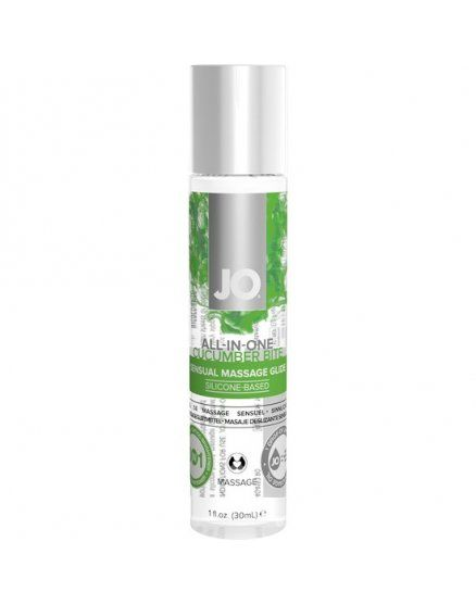 ACEITES Y LUBRICANTES SEXUALES PEPINO ALL IN ONE VIBRASHOP
