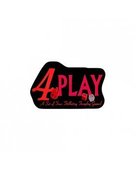 4PLAY SET DE JUEGOS VIBRASHOP
