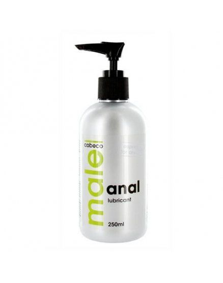 male lubricante anal 250 ml VIBRASHOP