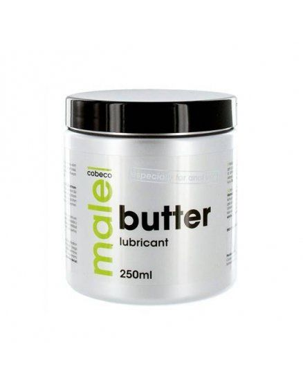 male lubricante butter 250 ml VIBRASHOP