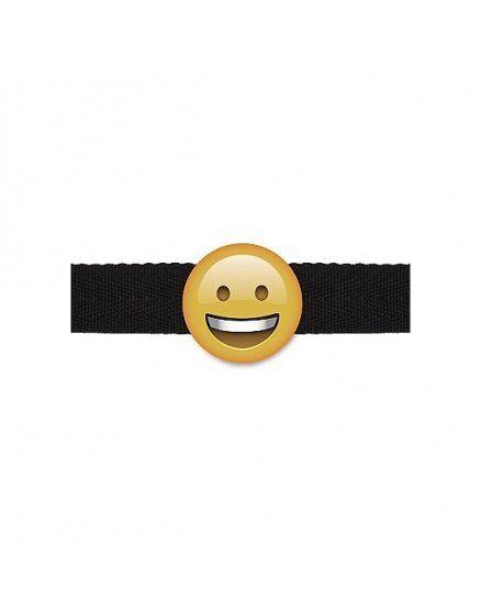 SMILEY EMOJI MORDAZA VIBRASHOP