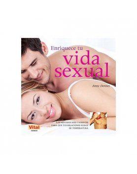Libro Enriquece tu vida sexual Robin Book VIBRASHOP