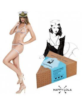 HAPPY LOLA SAILOR STRAPS
