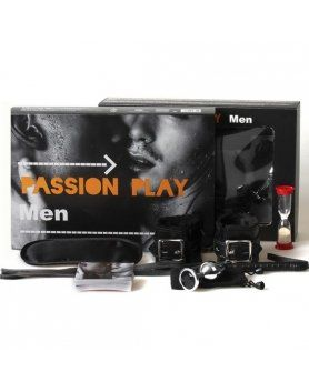 JUEGO PASSION PLAY MEN Espanol Portugues VIBRASHOP