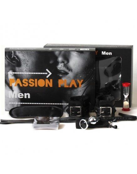 Kit Bondage Parejas Secret Games Juego Passion Play Gay Vibrashop