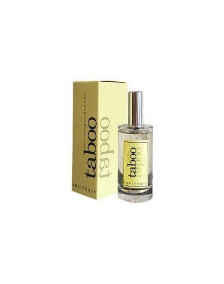 Perfume feromonas taboo equivoque para él & ella Vibrashop