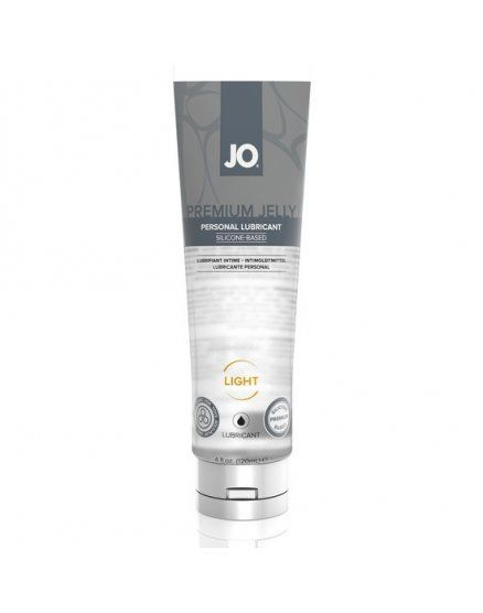 JO PREMIUM JELLY LIGHT LUBRICANTE SILICONA 120ML VIBRASHOP