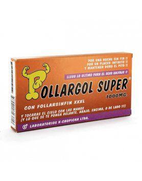pollargol super caja de caramelos VIBRASHOP
